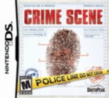 Crime Scene Pack Shot