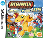 Digimon World DS Pack Shot