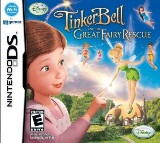 Disney Fairies: Tinker Bell and the Great Fairy Rescue Pack Shot