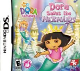 Dora the Explorer: Dora Saves the Mermaids Pack Shot