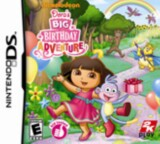 Dora the Explorer: Dora's Big Birthday Adventure Nintendo DS