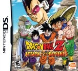 Dragon Ball Z: Attack of the Saiyans Pack Shot
