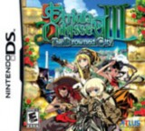 Etrian Odyssey III: The Drowned City Pack Shot