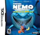 Finding Nemo: Escape to the Big Blue Pack Shot