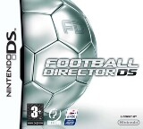 Football Director DS Pack Shot