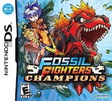 Fossil Fighters: Champions Nintendo DS