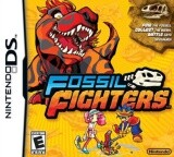 Fossil Fighters Pack Shot