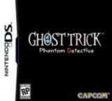 Ghost Trick: Phantom Detective Pack Shot