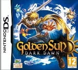 Golden Sun: Dark Dawn Pack Shot