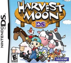 Harvest Moon DS Pack Shot