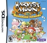 Harvest Moon: Sunshine Islands Pack Shot