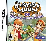 Harvest Moon: The Tale of Two Towns Pack Shot