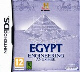 History Egypt: Engineering an Empire Pack Shot