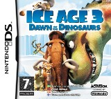 Ice Age 3: Dawn of the Dinosaurs Pack Shot