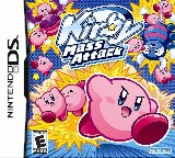 Kirby Mass Attack Pack Shot
