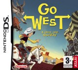 Lucky Luke: Go West! Pack Shot