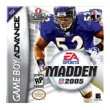 Madden NFL 2005 Pack Shot