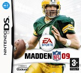 Madden NFL 2009 Pack Shot