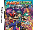 Mario & Luigi: Partners in Time Pack Shot