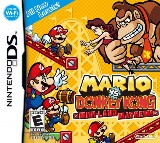 Mario vs Donkey Kong: Mini Land Mayhem Pack Shot