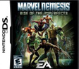 Marvel Nemesis: Rise of the Imperfects Nintendo DS