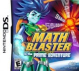 Math Blaster in the Prime Adventure Pack Shot