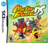 Monster Rancher DS Pack Shot
