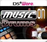 Music On: Drums Pack Shot