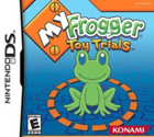 My Frogger: Toy Trials Pack Shot