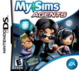 MySims Agents Pack Shot
