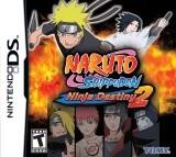 Naruto Shippuden: Ninja Destiny 2 Pack Shot