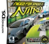Need For Speed: Nitro Pack Shot