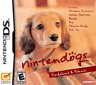 Nintendogs: Dachshund and Friends Pack Shot