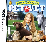 Paws & Claws Pet Vet Pack Shot