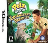Petz Rescue Endangered Paradise Pack Shot