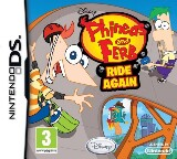 Phineas and Ferb: Ride Again Pack Shot