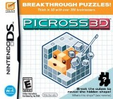 Picross 3D Pack Shot