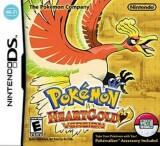 Pokemon Heart Gold Pack Shot