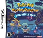 Pokemon Mystery Dungeon: Blue Rescue Team Pack Shot