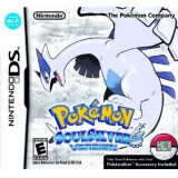 Pokemon Soul Silver Pack Shot