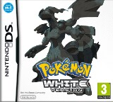 Pokemon White Pack Shot