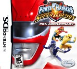 Power Rangers Super Legends Pack Shot