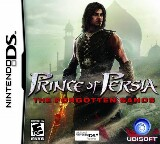 Prince of Persia: The Forgotten Sands Pack Shot