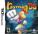 Rayman DS Pack Shot