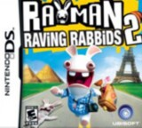 Rayman Raving Rabbids 2 Pack Shot