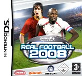 Real Football 2008 Pack Shot