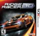 Ridge Racer 3 DSTBC3DS Pack Shot