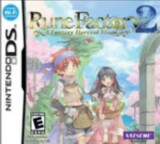 Rune Factory 2: A Fantasy Harvest Moon Pack Shot
