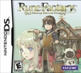 Rune Factory: A Fantasy Harvest Moon Pack Shot