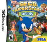 SEGA Superstars Tennis Pack Shot